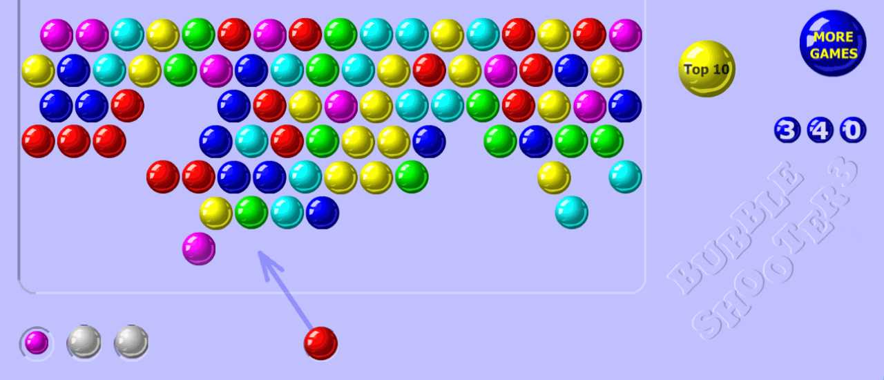 Image Bubble Shooter 3